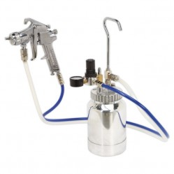 Category image for Pressure Feed Refinishing Spray Guns