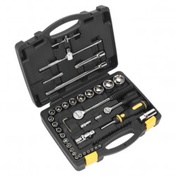 "Category image for 1/4"" & 1/2""Sq Drive Socket Sets"