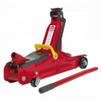 Image for Trolley Jack 2tonne Low Entry Short Chassis