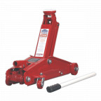 Image for Trolley Jack 3tonne Long Chassis Heavy-Duty