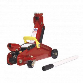 Image for Trolley Jack 1.5tonne Short Chassis