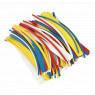 Image for Heat Shrink Tubing Mixed Colours 200mm 100pc