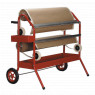 Image for Masking Paper Dispenser 2 x 900mm Trolley