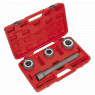 Image for Steering Rack Knuckle Tool Set 4pc