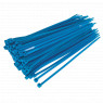 Image for Cable Tie 200 x 4.8mm Blue Pack of 100