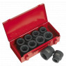 Image for Impact Socket Set 10pc 1