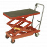 Image for Hydraulic Platform Truck 400kg High Lift