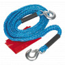 Image for Tow Rope 2000kg Rolling Load Capacity