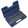 Image for TRX-Star/Hex/Spline Bit Set 42pc 3/8