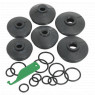 Image for Ball Joint Dust Covers - Car Pack of 6 Assorted