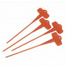 Image for Applicator Nozzle Stopper Pack of 4